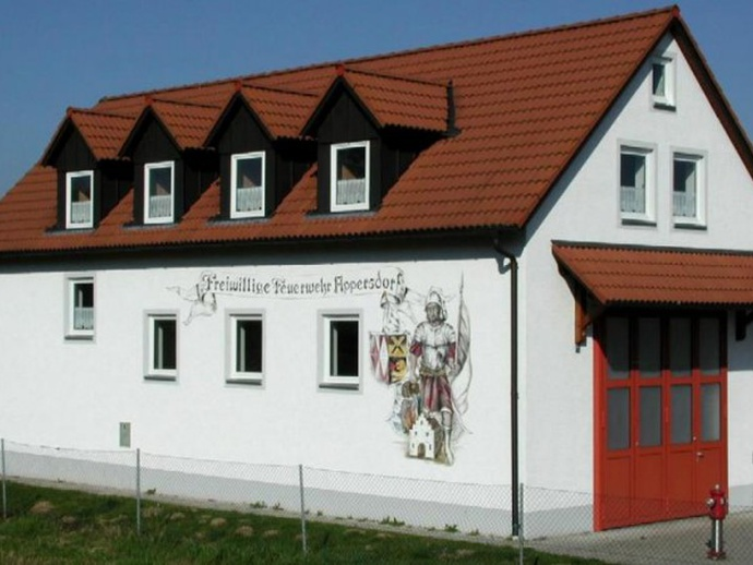 Unser Feuerwehrhaus