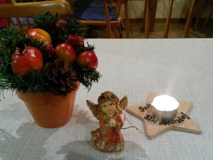 Weihnachtsfeier der Jugendfeuerwehr Appersdorf
